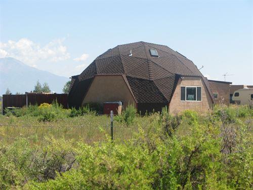Alamosa, Colorado, Geodesic Style : Alamosa : Colorado