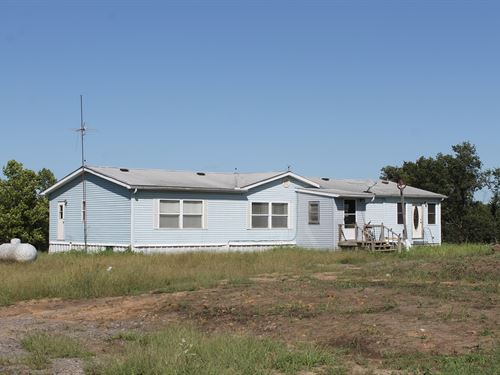 23 Acres And Home Cameron MO : Cameron : Dekalb County : Missouri