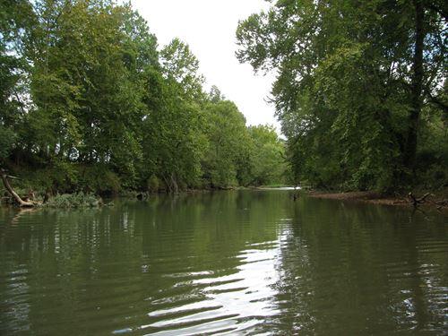 Great Canoeing Indian Creek Land TN : Savannah : Hardin County : Tennessee