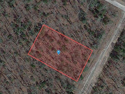 .32 Acres For Sale In Izard County : Horseshoe Bend : Izard County : Arkansas