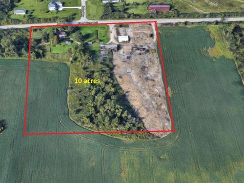10 Acres Development Land For Sale : Superior : Washtenaw County : Michigan