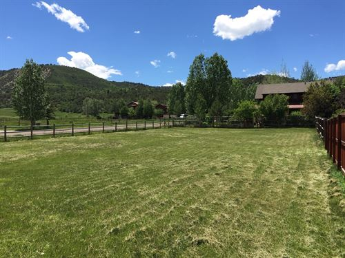 Lot In Town, Ridgway, Colorado : Ridgway : Ouray County : Colorado