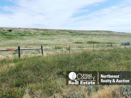 Zortman MT Lot 9 17.657 Acres : Zortman : Phillips County : Montana
