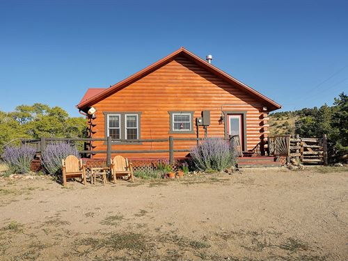 1663853- Charming Cabin Near Salida : Salida : Chaffee County : Colorado