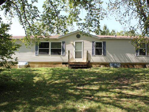 3 Acre 3 Bedroom 2 Bath Home : Melvern : Osage County : Kansas