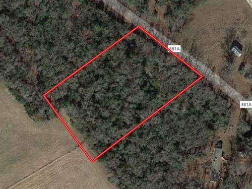 1.25 Acres In Jewett, Limestone : Jewett : Limestone County : Texas