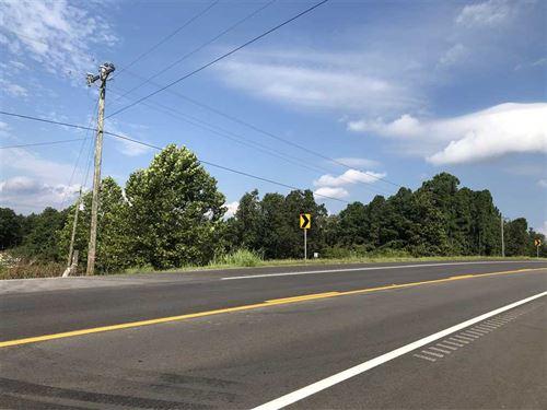 400-Feet of Hwy 65 Road Frontage : Clinton : Van Buren County : Arkansas