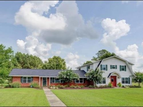 10 Acres With A Home In Neshoba Cou : Union : Mississippi