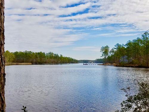 Waterfront Property Beaufort : Belhaven : Beaufort County : North Carolina