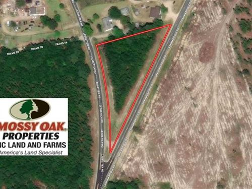 1+ Acre Residential Lot For Sale : Rockingham : Richmond County : North Carolina