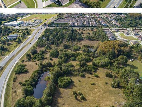 Prime Commercial In St, Cloud : Saint Cloud : Osceola County : Florida