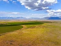 Acreage With Power & Views : Alamosa : Alamosa County : Colorado