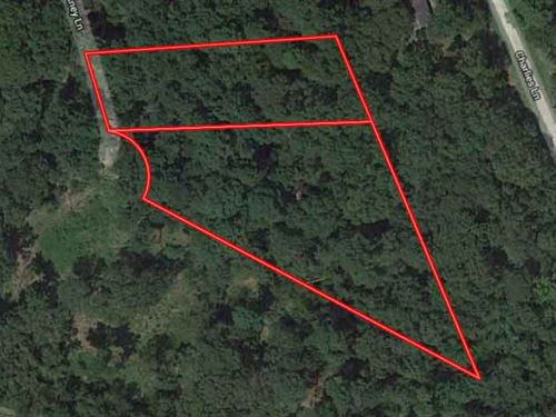 1.64 Residential Acres In Trinity : Trinity : Texas