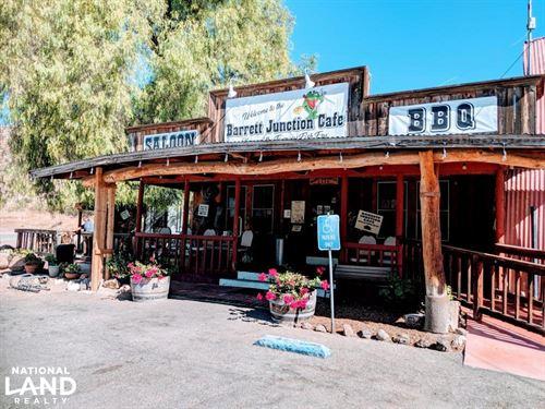 Barrett Junction Commercial/Residen : Dulzura : San Diego County : California