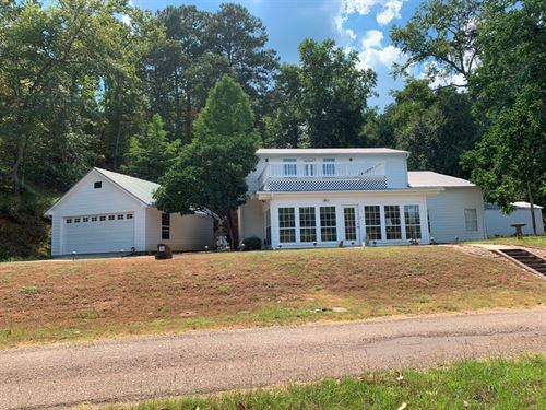 Waterfront Home Private Lake : Frankston : Anderson County : Texas