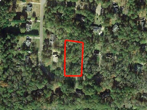 .95 Acre Lot Near Peach Tree City : Sharpsburg : Coweta County : Georgia