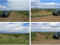 3 Nice Adjoining Buildable Lots : Douglas : Cochise County : Arizona