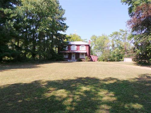 Hilltop Farm Buggs Island Lake, VA : Boydton : Mecklenburg County : Virginia