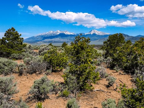 Stunning Views, Trees, $199/Mo : Fort Garland : Costilla County : Colorado