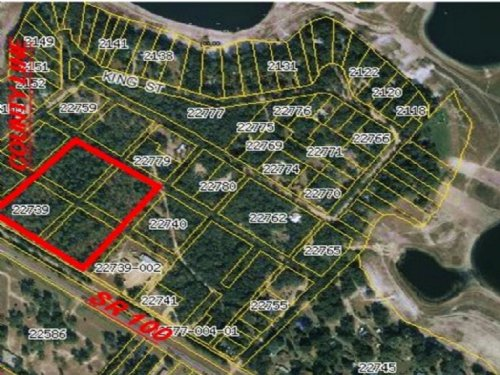 10 Acres Commercial-residential : Keystone Heights : Clay County : Florida