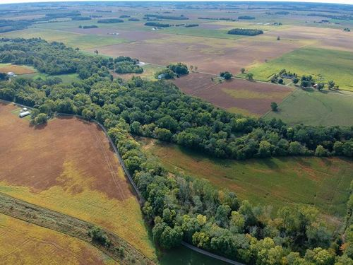Land For Sale, Cass County Indian : Galveston : Cass County : Indiana