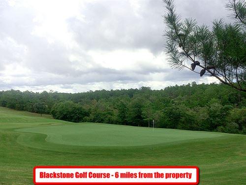 Beautiful 0.746 Acre Lot With Road : Defuniak Springs : Walton County : Florida