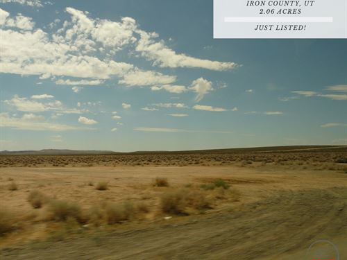 2.06 Acres In Iron County, Utah : Beryl : Iron County : Utah