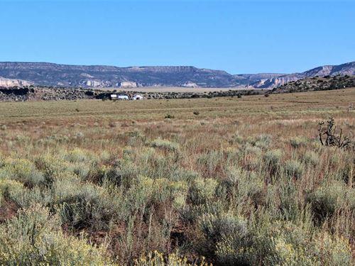 Piedre Lumbre Estates Lot 61 : Abiquiu : Rio Arriba County : New Mexico