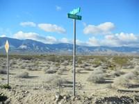 Beautiful Prime Lot, Power, $238/Mo : Lucerne Valley : San Bernardino County : California