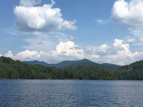Lakeview Lot With Privacy : Murphy : Cherokee County : North Carolina