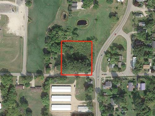 1.36 Acre Lot Outside Nashville : Nashville : Barry County : Michigan