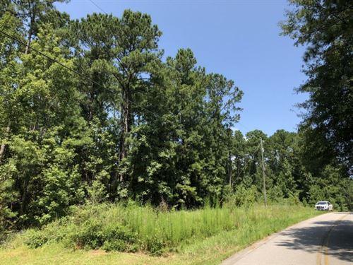 Crooked Creek Rd, Lot : Eatonton : Putnam County : Georgia