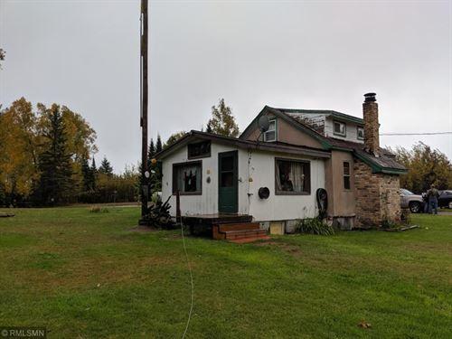 Fixer Upper Cabin/Home Small : Nickerson : Carlton County : Minnesota