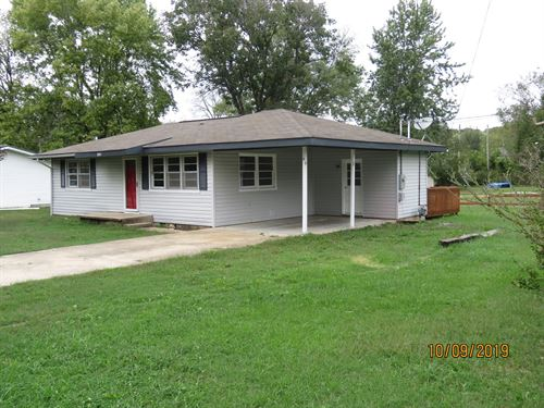 Updated Home in Ava MO For Sale : Ava : Douglas County : Missouri
