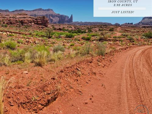 2.92 Acres In Iron County, Utah : Beryl : Iron County : Utah