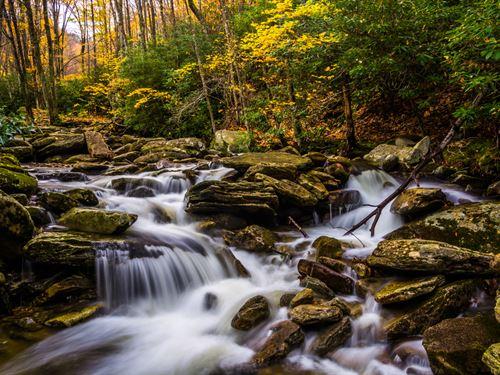 Creekfront Estate in Asheville : Asheville : Buncombe County : North Carolina