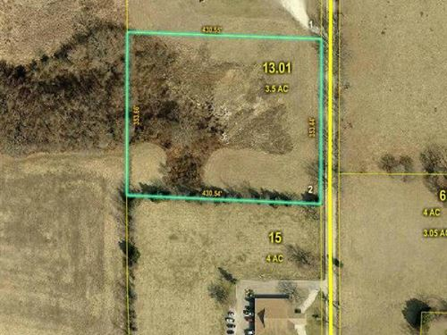 Commercially Zoned Lot : Mountain Grove : Wright County : Missouri
