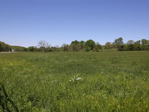 Land, Hwy Frontage, Close To Town : Mountain Grove : Wright County : Missouri