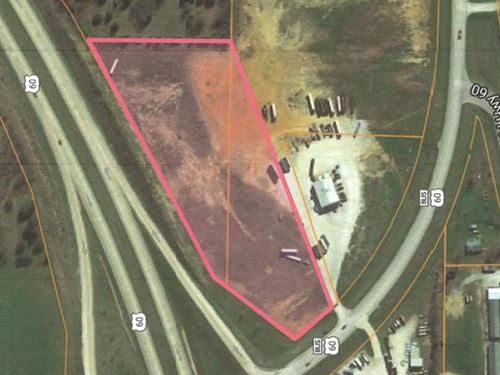 Land With Location And Visibility : Mountain Grove : Wright County : Missouri