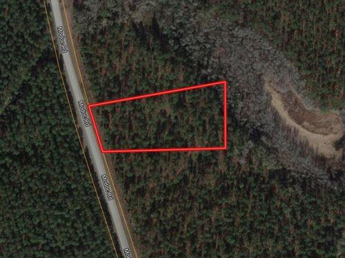 3.5 Acre Parcel Modoc Swainsboro : Swainsboro : Emanuel County : Georgia