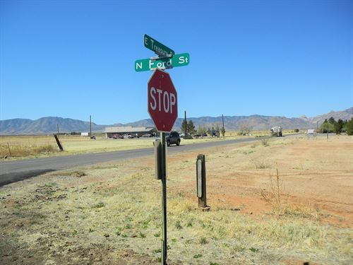 Near Cochise Stronghold, $100/Mo : Sunsites : Cochise County : Arizona