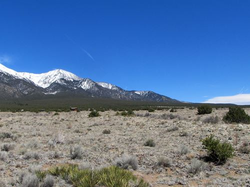 At Mtn Base, Road Access, $145/Mo : Alamosa : Costilla County : Colorado