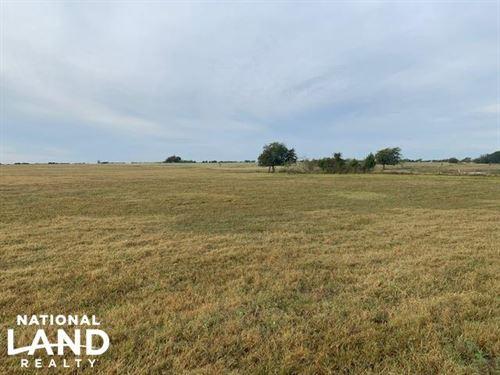 5 Acres North of Mabank, Road : Mabank : Van Zandt County : Texas