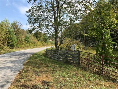Land Ready to Build Indian Valley : Indian Valley : Floyd County : Virginia