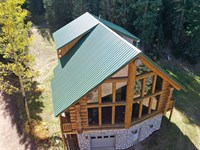 Mountain Cabin Getaway in Colorado : Gunnison : Gunnison County : Colorado