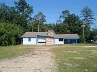 Land With Dwelling : Covington : Saint Tammany Parish : Louisiana