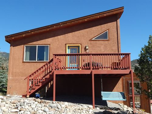 8981367, First Time On The Market : Buena Vista : Chaffee County : Colorado
