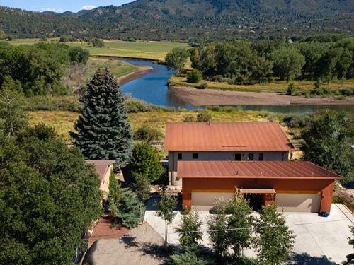 Duplex On River With Cash Flow : Durango : La Plata County : Colorado
