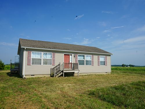 Sollars Rd, 6 Acres : Sabina : Fayette County : Ohio