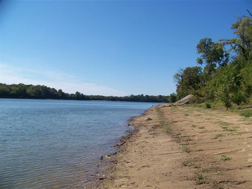 Waterfront Land Tennessee River : Crump : Hardin County : Tennessee